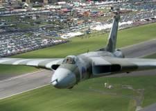 The Vulcan Bomber. Photo: Mark Arnold/RAF Waddington