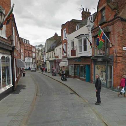 Bailgate in Lincoln. Photo: Google Street View