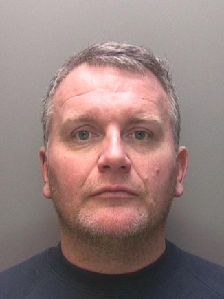 Adrian Smith has been jailed for two years.