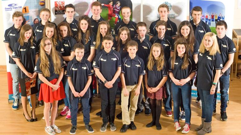 Could you be part of the next generation of LEAP athletes? Photo: Lincolnshire Sport
