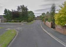 Albion Crescent off Long Leys Road in Lincoln. Photo: Google Street View