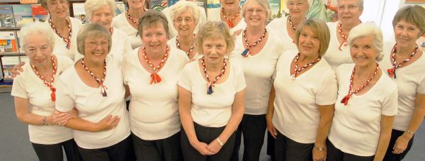 The Magic Movers was formed in 2006 and now has around 65 members. The oldest member is 94. Photo: Paul Hodgson