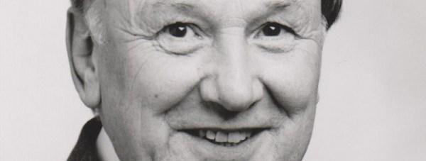 Professor Leonard Marsh OBE. Photo: University of Hull