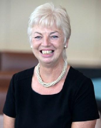 EMAS Chairman Pauline Tagg