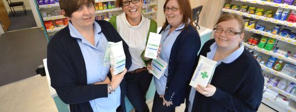 St Catherine's Pharmacy in Lincoln has had a £70,000 makeover.
