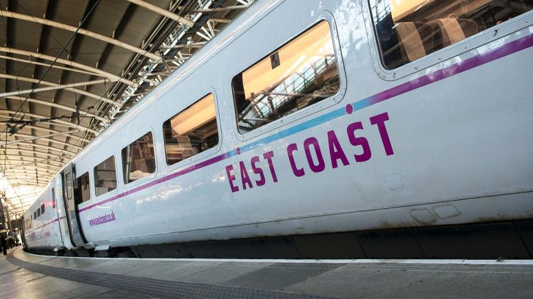 Photo: East Coast Trains