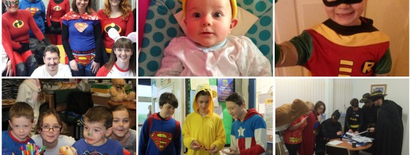 PicMonkeyChildren in Need Collage