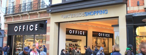 The Waterside Shopping Centre has now completed its £9 million redevelopment.