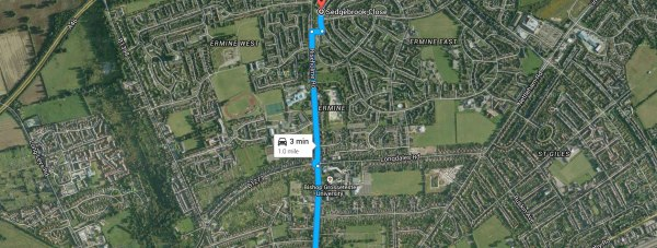 Canwick Road Subway Takes Shape In Fourth Week Of Works