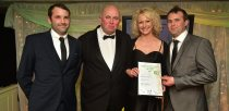 Strawberry Fields winners of the Growers of the Year