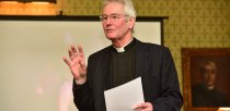 The Very Reverend Philip Buckler, Dean of Lincoln. Photo: Steve Smailes for The Lincolnite