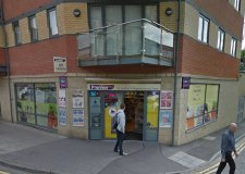 Michael John Williams blackmailed the shop assistant and robbed the Premier store on St Swithins Square in Lincoln. Photo: Google Maps