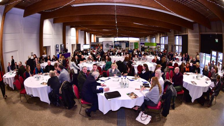 Transforming Tourism Conference. Photos by Steve Smailes
