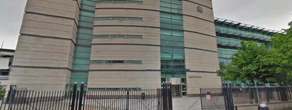 The Crown Court in Belfast