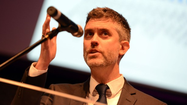 Duncan Exley, Director of the Equality Trust. Photo Stuart Wilde