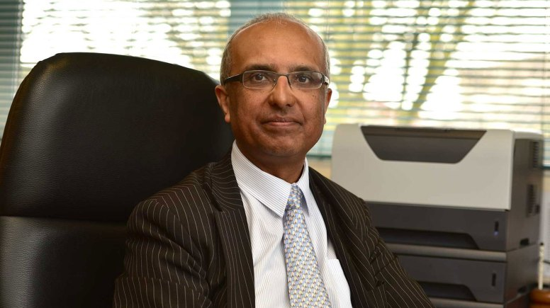 Dr Sunil Hindocha, GP and Chief Clinical Officer for Lincolnshire West CCG