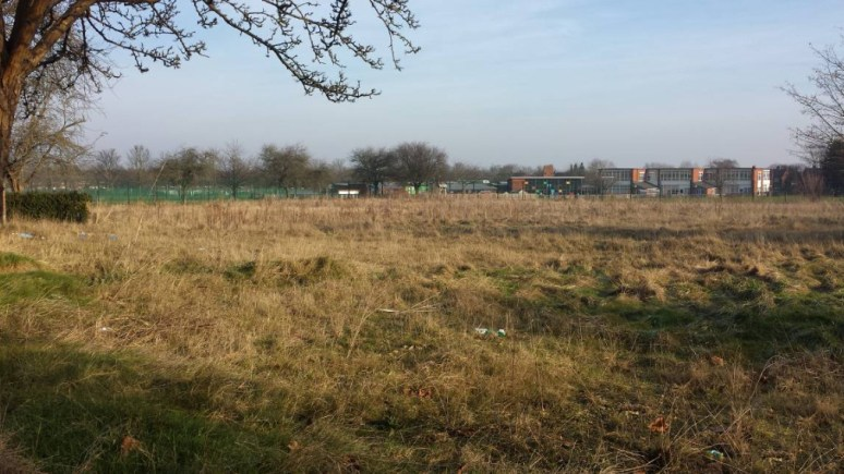 Housing is proposed on the former Ermine Infant School site.
