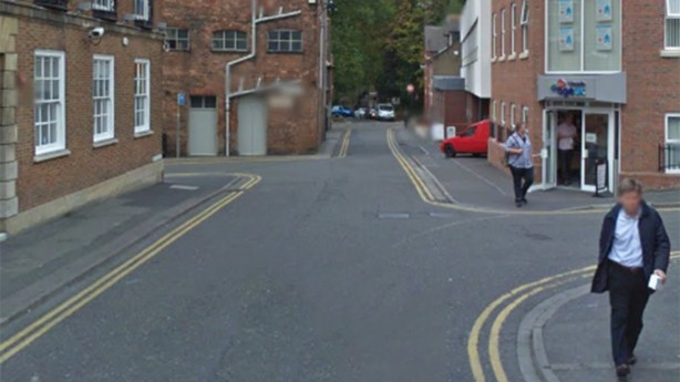 Park Street in Lincoln. Photo Google Street View