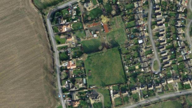 Waterford Lane, Cherry Willingham. Photo: Google Maps
