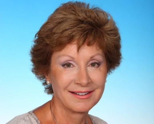 Eileen Ziemer-Cottingham, chairman of Lincolnshire Partnership NHS Foundation Trust