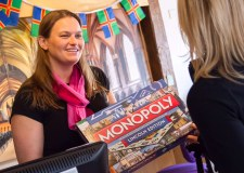 Lincoln Visitor Information Centre Manager Michele Sims.