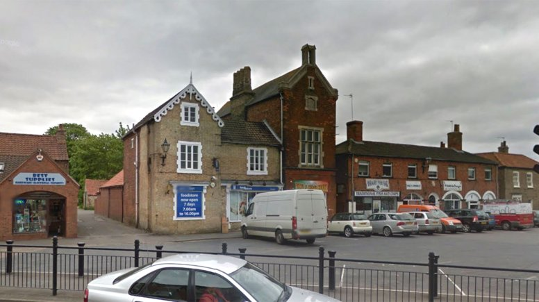 The Lincolnshire Co-op store in Wragby. Photo: Google Street View