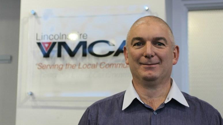 Lincolnshire YMCA chief executive Malcolm Barham