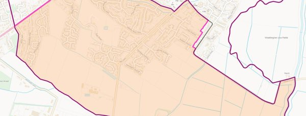 The Mill Ward covers the southern most parts of North Hykeham, roads leading from Mill Lane and homes to the east of Newark Road.