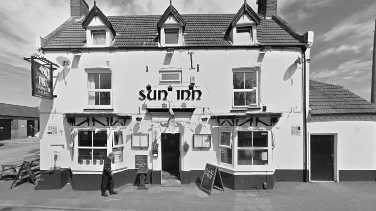The Sun Inn, Saxilby. Photo: Google Street View