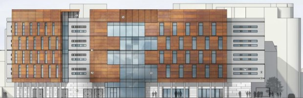 Designs for the Sarah Swift Building