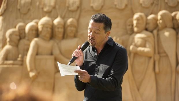 Festival 800 director, David Lambert. Photo: Steve Smailes for The Lincolnite