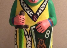 Councillor Rosanne Kirk designed the  mini Birchwood Baron.