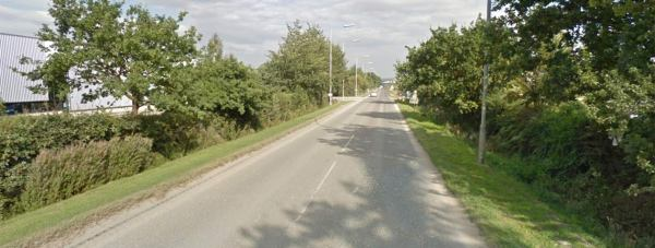 The section of Whisby Road will b closed to motorists for five nights.
