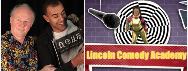 The Lincoln Comedy Academy was set up by Ben Keaton and Paul Mutagejja