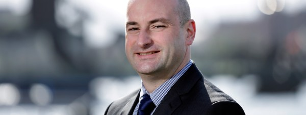Lincolnshire County Councillor Marc Jones, the Conservative Lincolnshire PCC candidate