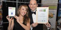 Lincolnshire Tearoom/Coffee Shop of the Year winners Bunty's Tearoom