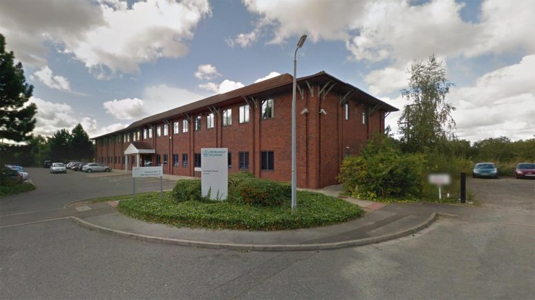 HMRC's Cromwell House centre in Lincoln. Photo: Google Street View