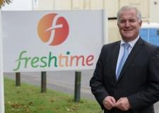 Mark Newton, Managing Director of Freshtime. Photo: Steve Smailes