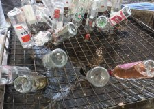 Fake alcohol which had been seized in Lincolnshire will be turned into electricity.