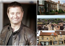 George Clarke and his team are on the hunt for 'amazing spaces' in Lincoln.