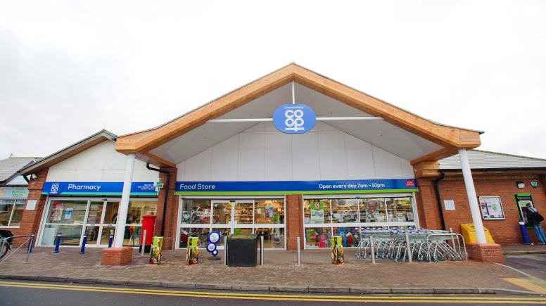 Photo: Lincolnshire Co-op