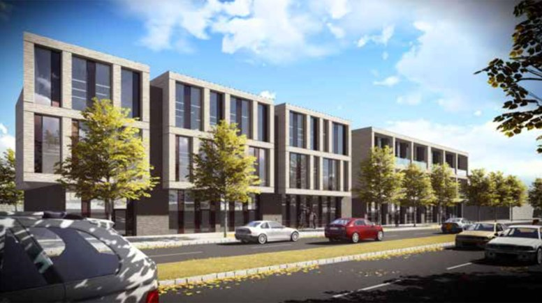 Artist impression: CPMG Architects Limited