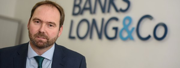 Tim Bradford, Managing Director of Banks Long & Co. Photo: Steve Smailes