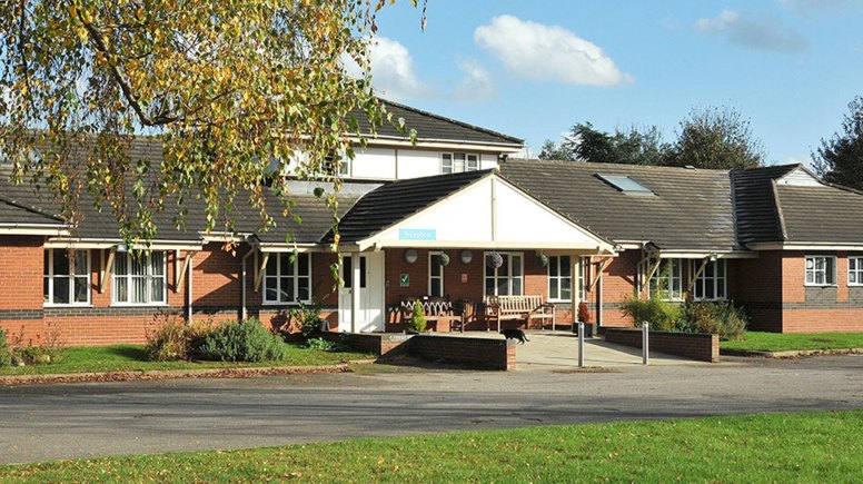 Altham Court Nursing Home in Lincoln. Photo: Bupa