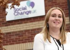 Kelly Evans, Founder of Social Change UK