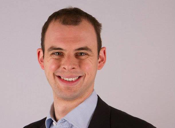 Matt Warman, MP for Boston and Skegness.