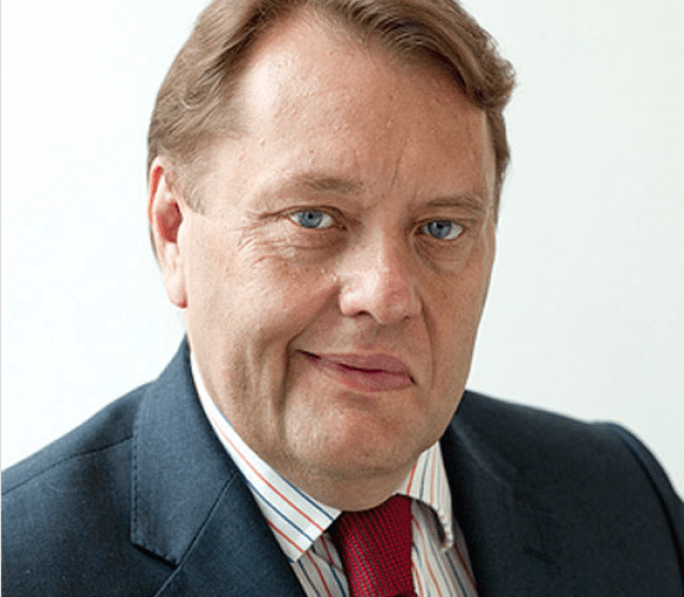 John Hayes, MP for South Holland and the Deepings.
