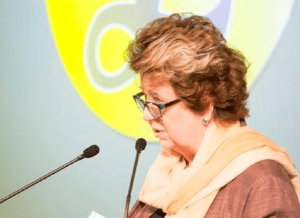 UKIP MEP Margot Parker.