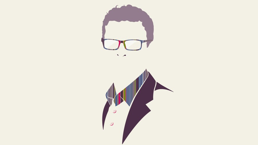 Illustration of Simon Shaw, Managing Director for Optima: Illustration by Optima