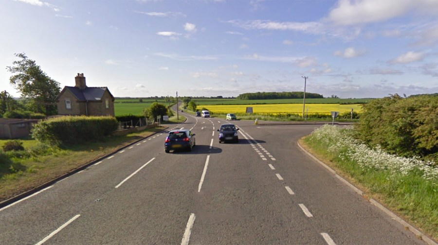 A section of the road will be closed for a number of hours. Photo: Google Street View.